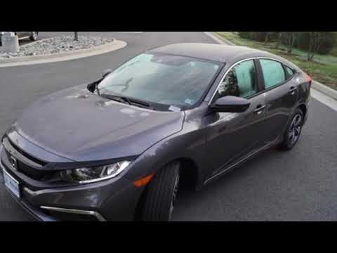 New 2019 Honda Civic Loudoun Chantilly, DC #HCKE046854