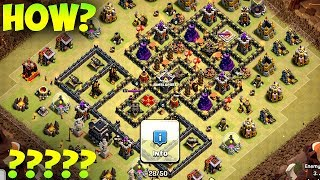 How to 3 Star this NEW POPULAR Anti 3 star WAR BASE | 2017 | Clash of Clans