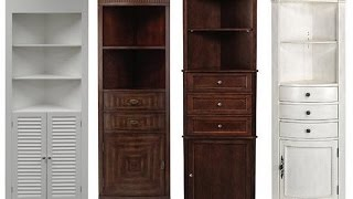 I created this video with the YouTube Slideshow Creator and content collection image about : Corner Linen Cabinet, bathroom