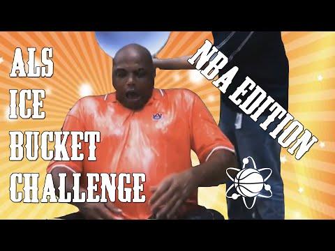 ALS Ice Bucket Challenge NBA Players ULTIMATE Compilation! MJ, Barkley, Bird, LeBron, Kobe & More!