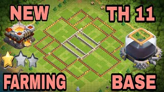 New BEST TH11 Trophy/Farming Base 2018 | CoC BEST TH11 BASE LAYOUT | Clash of Clans