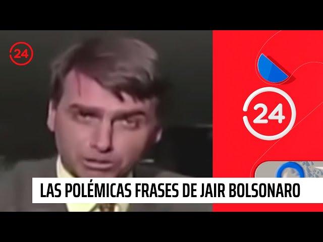Las Frases Mas Polemicas De Jair Bolsonaro Antes De Su Asuncion