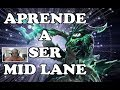 P4PITA ENSEÑA COMO SER UN BUEN MID LANE CON OUTWORLD DEVOURER | RANKED 7K | DOTA 2