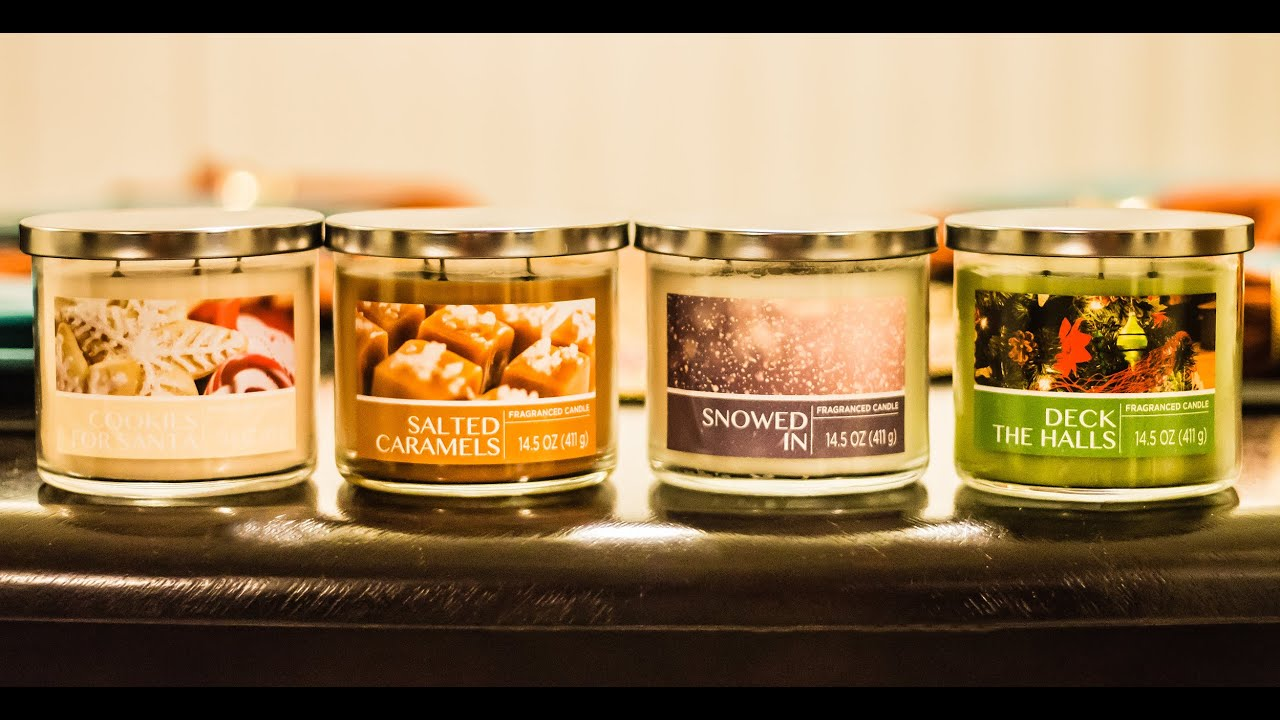 Dec 08,  · I saw these 3 wick candles at Walmart the other wk and had to give them a try. I wanted to compare them to the 3 wicks from Bath and Body Works. Check out the video for a review. Thanks.