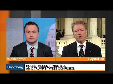 Rand Paul on Donald Trump Being Spied on Illegally