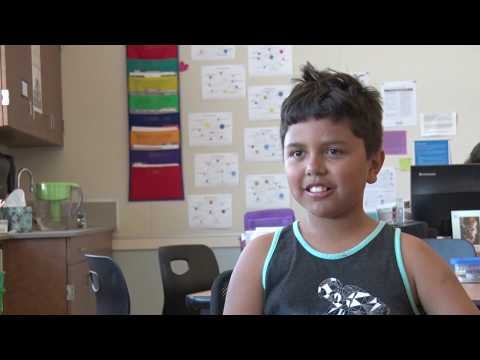 Sum of the Parts: Nystrom Elementary School's Work to improve math outcomes.
