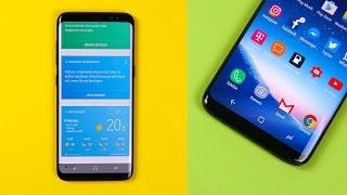 Samsung Galaxy S8 & S8 +: Die besten Tipps und Tricks (Deutsch) | SwagTab