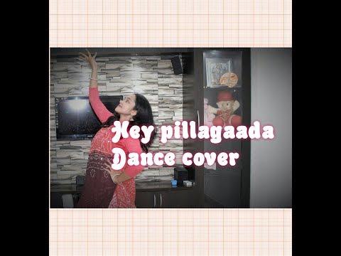Hey pillagaada  dance cover song[ Fidaa Telugu movie]Vanun and sai pallavi.sekhar kammula.