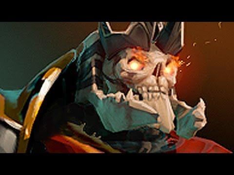 Dota 2 Hero Spotlight Skeleton King YouTube