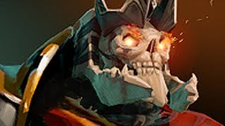 Dota 2 Hero Spotlight - Skeleton King