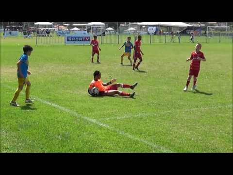 Go Cup 2017 FC Dallas 06B Academy vs Iate Brasilia
