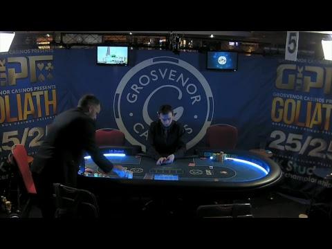 GUKPT Blackpool 2017 Day 3 Live Stream