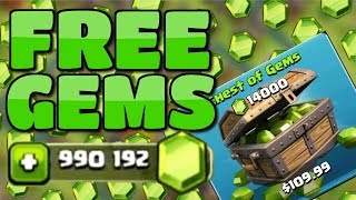 Clash of Clans- RECORD BREAKING $50000 GEM SPREE! ~500k Gems~