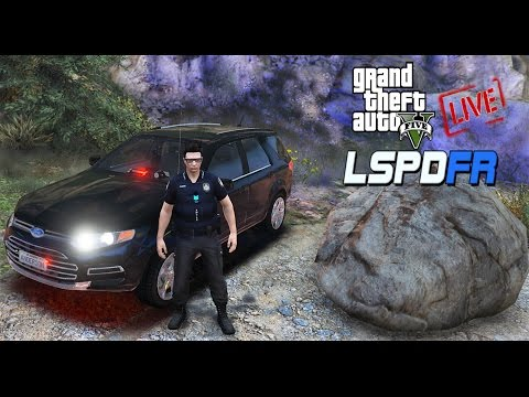 GTAV - LSPDFR LIVE! | Police Simulator | QLD Police | Unmarked Ford Territory Patrol