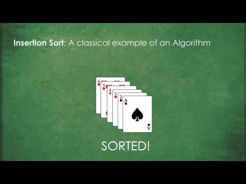 Introduction to algorithms - Data Structures & Algorithms (Lecture 1)