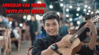 Download Lagu ANDAIKAN KAU DATANG COVER BY TRI SUAKA LIRIK mp3