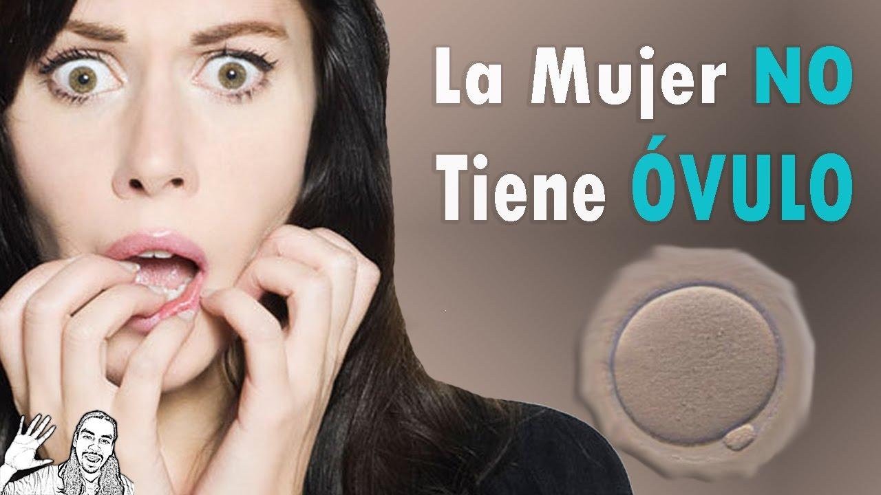 La Mujer NO tiene Óvulo | #AbrilVideosMil | 06
