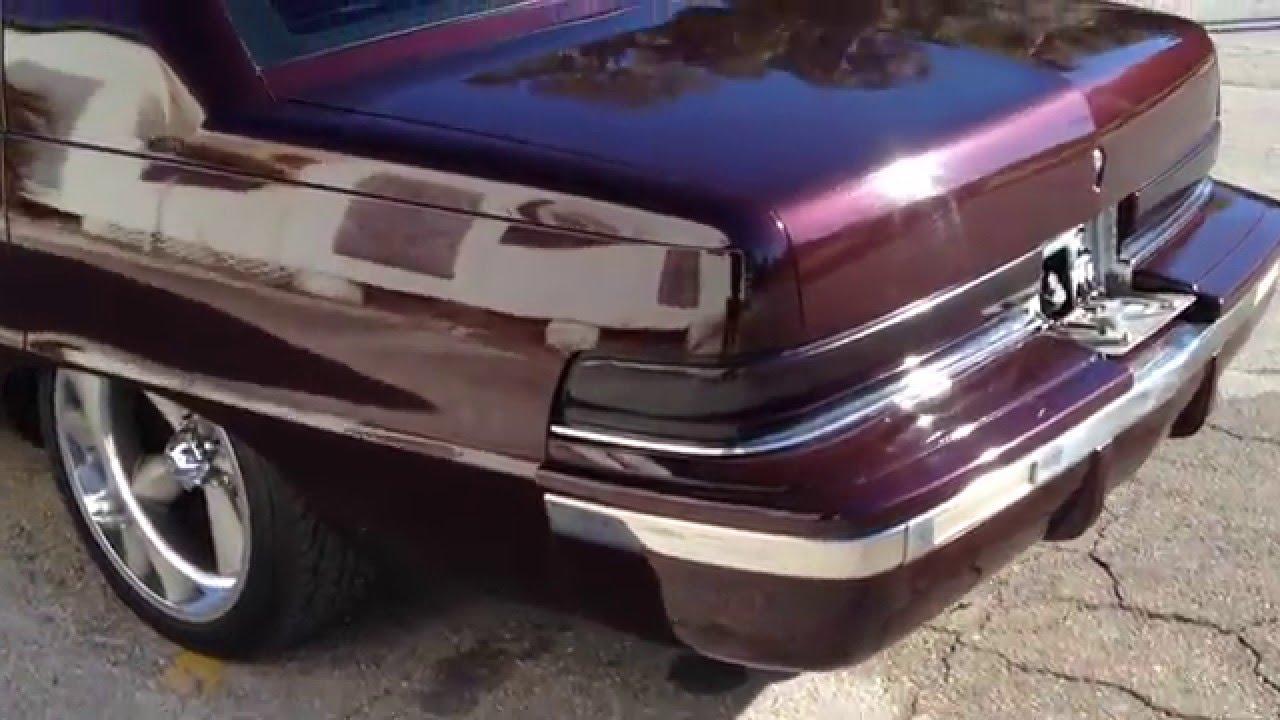 Buick roadmaster concept