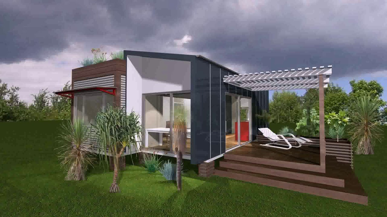 3d shipping container home design software download youtube for Container house design software