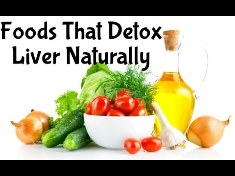 16 Foods That Detox / Cleanse Liver Naturally — 16 Foods Explained — Best Health Tips