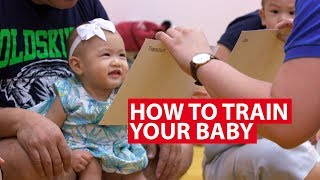 How To Train Your Baby To Be Super Smart