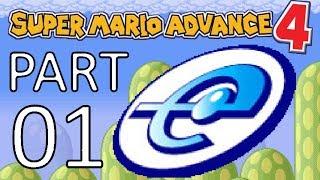 Super Mario Advance 4 e-Reader Levels - Part 1