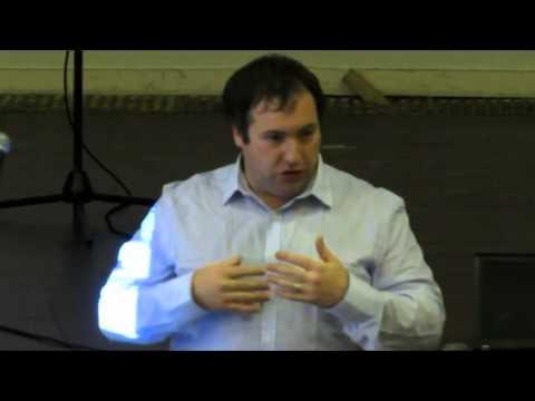 UKMSA - National Launch -: Guest Speaker- John Evoy, Irish ...