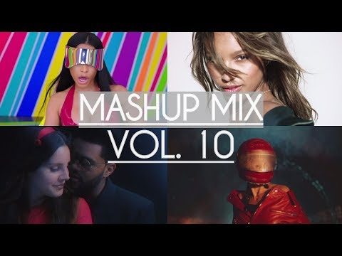 Best Pop Mashup Mix Vol. 10 (2017)