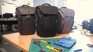 Bag design with Peak Design   Bag Week