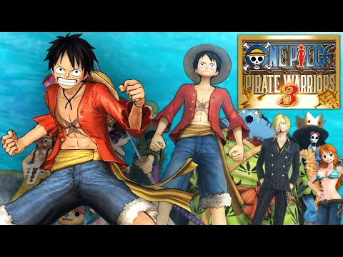 One Piece Pirate Warriors 3 Gameplay! Episode #1 Monkey D. L