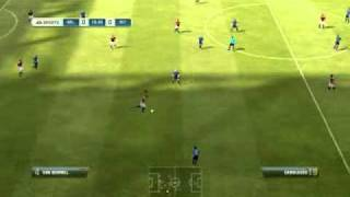 FIFA 12 PC - arabic commentary 8mins match
