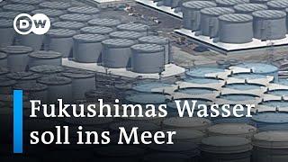 Fukushima: Meer als Müllkippe | DW Nachrichten