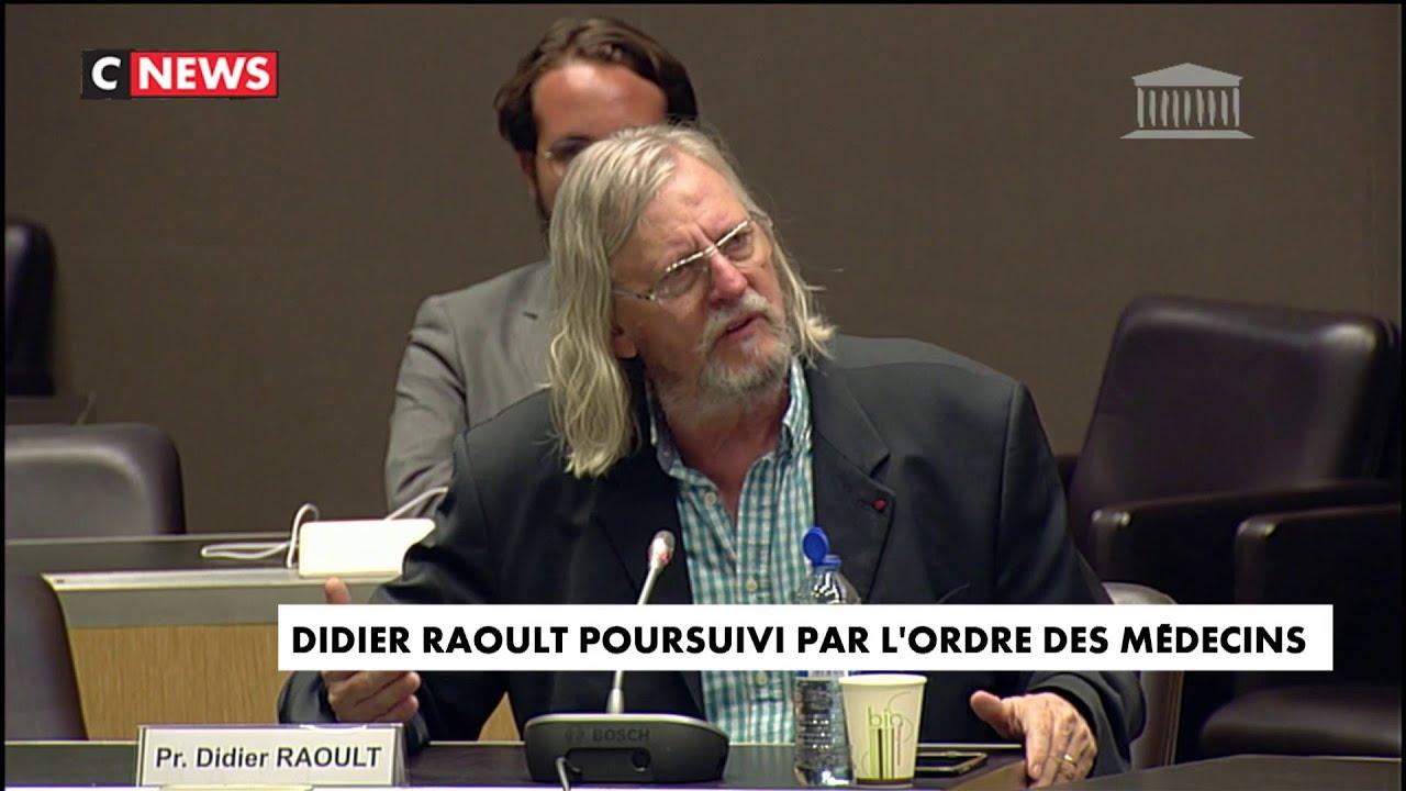 Download Didier Raoult poursuivi par l'Ordre des médecins