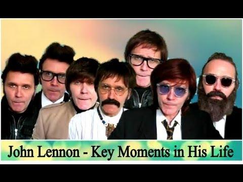 THE ONE MAN BEATLES - John Lennon - Family Guy