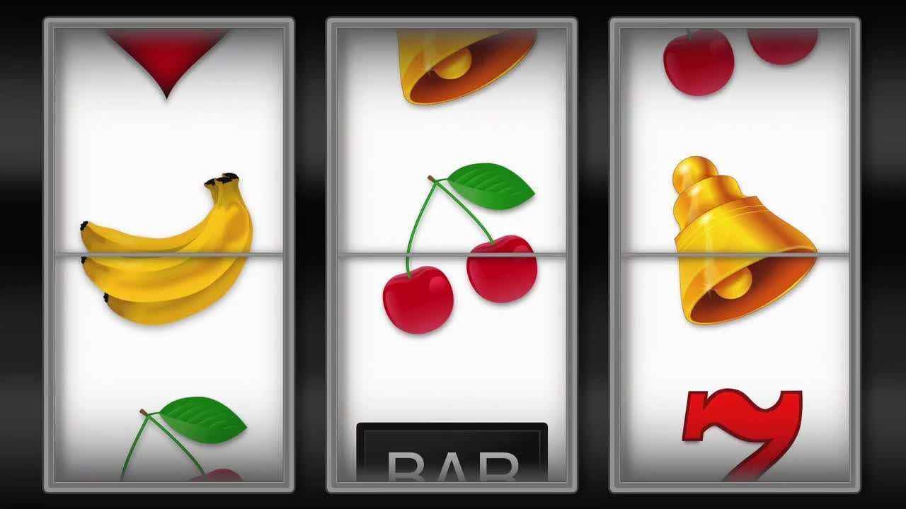 Powerpoint Animated Slot Machine