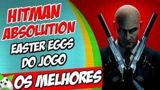 Hitman: Absolution Os Melhores Easter Eggs do jogo