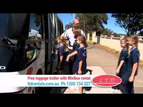 LTD Bus and Truck Rentals Gold Coast