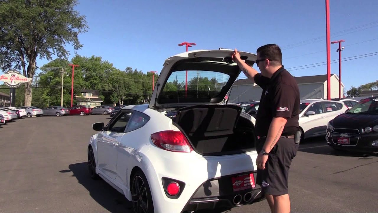 Chcd Shawn Fasquel Demonstrates The 2014 Hyundai Veloster