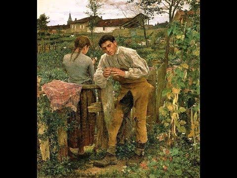 Jules Bastien-Lepage (1848 -1884) ✽ French painter