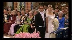 The Royal Wedding of Princess Victoria and Daniel Westling 2010