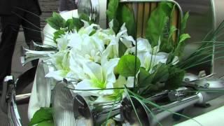 Сборы невесты и жениха - фрагмент свадебного фильма