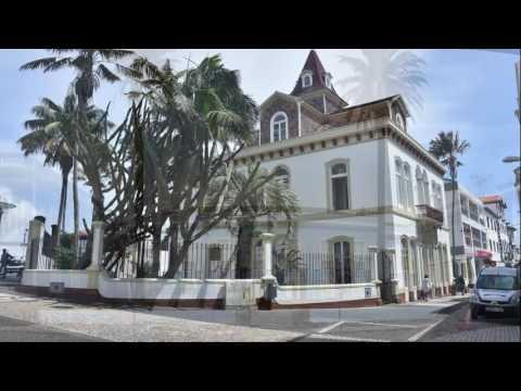 Ponta Delgada, Sao Miguel Island - Azores Archipelago, Portugal - April 26, 2016