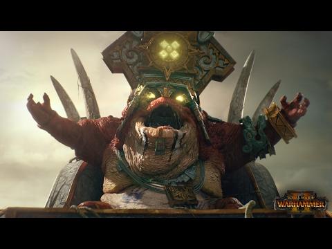 Total War: Warhammer 2 Official Announcement Trailer