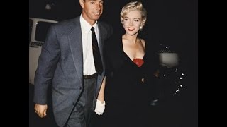 Marilyn Monroe And Joe Dimaggio - Love, Marriage, Divorce