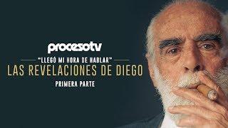 Las revelaciones de Diego - Primera parte