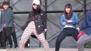 大学生のストリートダンス (その5)
