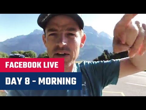 Facebook LIVE: Day 8 - Morning Update From Mont Blanc - Red Bull X-Alps 2019