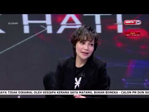 Program Glosari RTM bersama Sara Nattaya Azmi - CEO MBits Digital Sdn Bhd