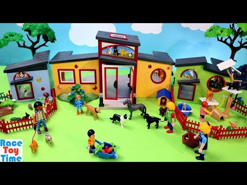 Playmobil Small Animals Pets Boarding Build and Play Fun Toys For Kids