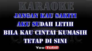 Download Karaoke Titans   Jangan Sakiti II Tanpa Vokal II Full Lirik   YouTube